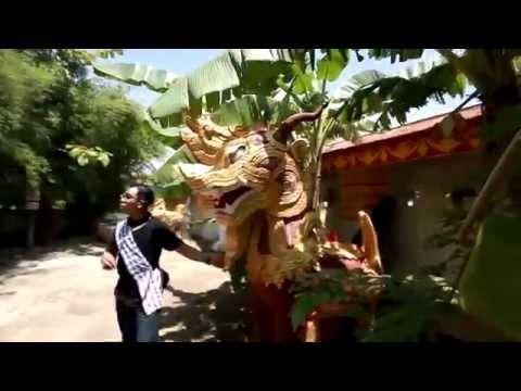 Fossill Riders TV EP 4 วัดวังคำ อ เขาวง จ กาฬสินธุ์ Part 3 [ศิลปะล้านช้าง]