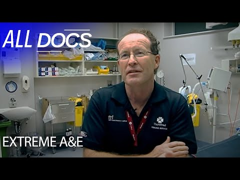 Extreme A&E - The Alfred Trauma Hospital in Australia | Medical Documentary | Documental