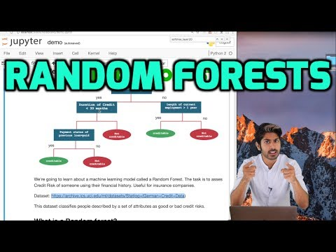 Random Forests - The Math of Intelligence (Week 6)