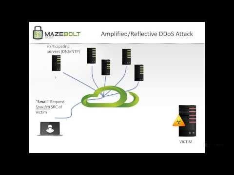 NTPD DDoS Analysis