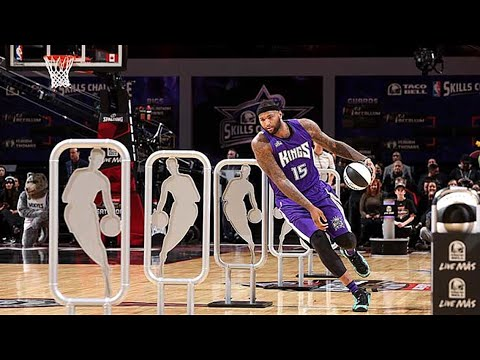 NBA Skills Challenge Fails
