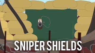 Sniper Shields (World War I)