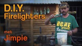 D.I.Y. Firelighters met Jimpie