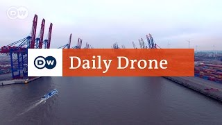 #DailyDrone: Containerhafen