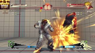 USF4 PS4 OMEGA DEEJay ACTiVATED 2xULTRA FESTiVAL GGame