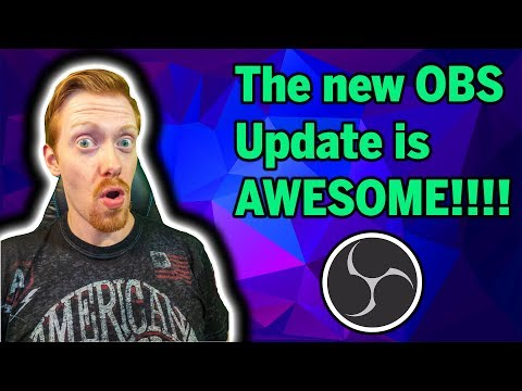 OBS V23 Update Overview: New RTX NVENC, Twitch Integration And More!