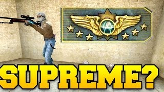 WAROWL: DID YOU GET YOUR SUPREME? CS GO COMPETITIVE