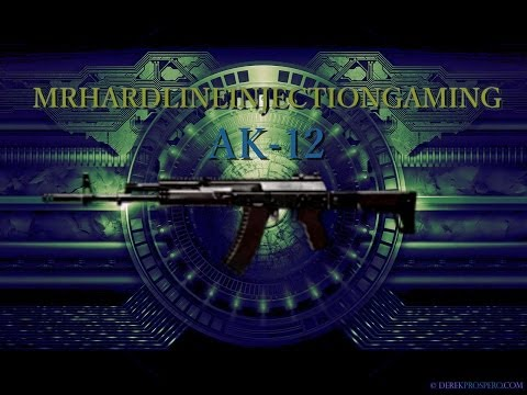 BF4 : AK- 12