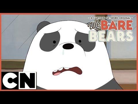 We Bare Bears - Pandas Sneeze (Clip 1) thumbnail