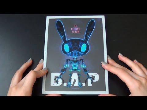 Unboxing B.A.P 비에이피 2nd Korean Single Album Power