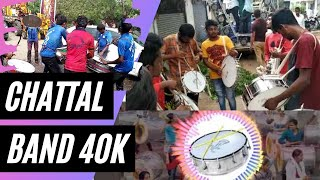 Hyderabad chatal band DJ SAIGANESH   chatal band challange  