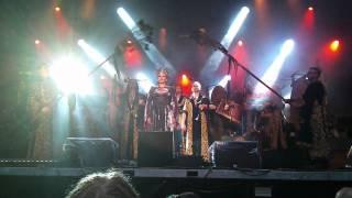 Cantus Buranus - Rustica Puella @ Castlefest 2011