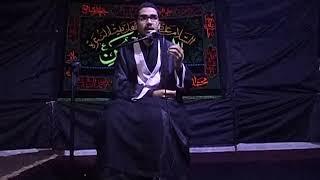 5 safar majlis in I-10 Islamabad on ilm ki haqeeqat part 1 by Syed Ali Rehber Jaffri