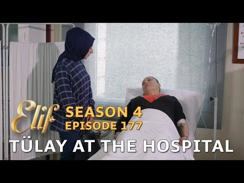 Tülay is taken to the hospital! | Elif Episode 737 (English subtitles)