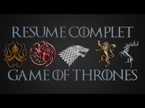 Résumé Complet De La Saison 6 - Game Of Thrones