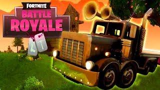 HONK THE HORN - Dumb & Dumber Play Fortnite Battle Royale