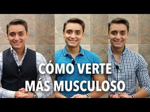 Consejos para verte más MUSCULOSO | Humberto Gutiérrez