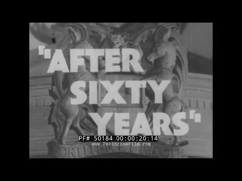 "JOHANNESBURG SOUTH AFRICA  1946 TRAVELOGUE MOVIE  ""AFTER SIXTY YEARS""  50184"