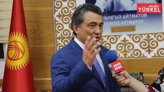 Bişkek'te Türkiye Cumhuriyeti Kırgızistan Büyükelçiliği Tarafından Kültür ve Sanat Programı Yapıldı