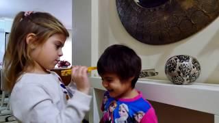 Едем в #ДЕТСКИЙСАД: дети за рулем! Видео для детей Игры ДОЧКИ МАТЕРИ #семьяОрешкиных(Видео для детей, в котором едем в #ДЕТСКИЙСАД: дети за рулем! Играем в #ДОЧКИМАТЕРИ! Привет! С вами семья Орешк..., 2017-01-23T11:18:42.000Z)