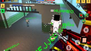 Zombie Game Block Force