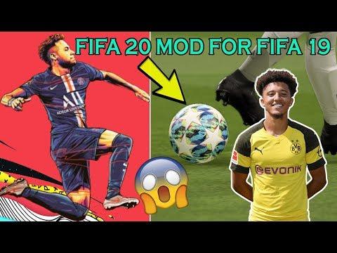 FIFA 20 THEME MOD