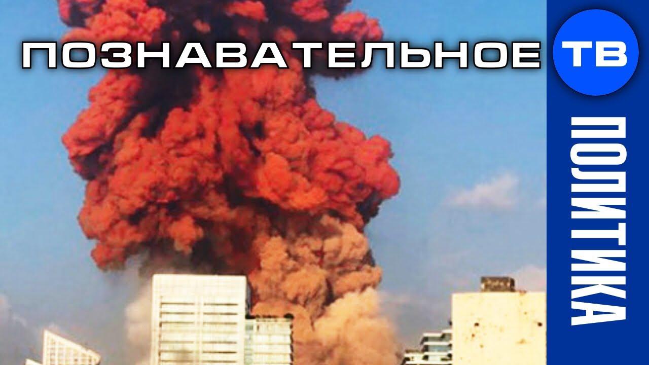 Зачем взорвали Бейрут? День мясника (Познавательное ТВ, Артём Войтенков)