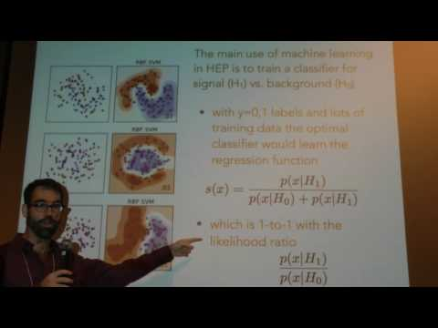 NIPS 2015 Workshop (Cranmer) 15522 Applying (machine) Learning to Experimental Physics (ALEPH) ...