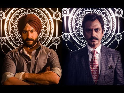 Sacred Games 2 | Nawazuddin Siddiqui's New Classy Look; Saif Ali Khan Returns As Sartaj Mp3