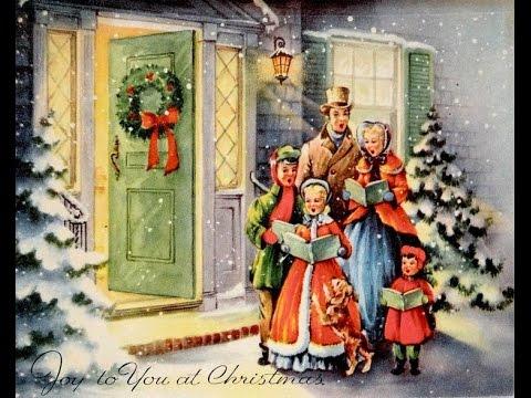 Tennessee Ernie Ford ~ Caroling, Caroling