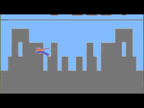 Atari Replay: Superman! with MamaFogey!