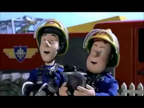 New Fireman Sam v Old Fireman Sam