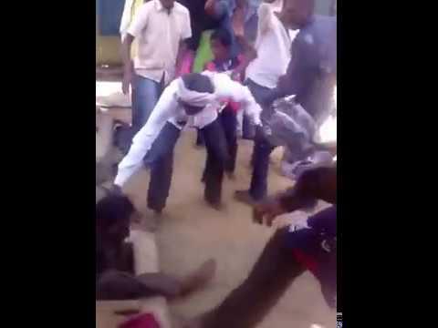 Wrong dance