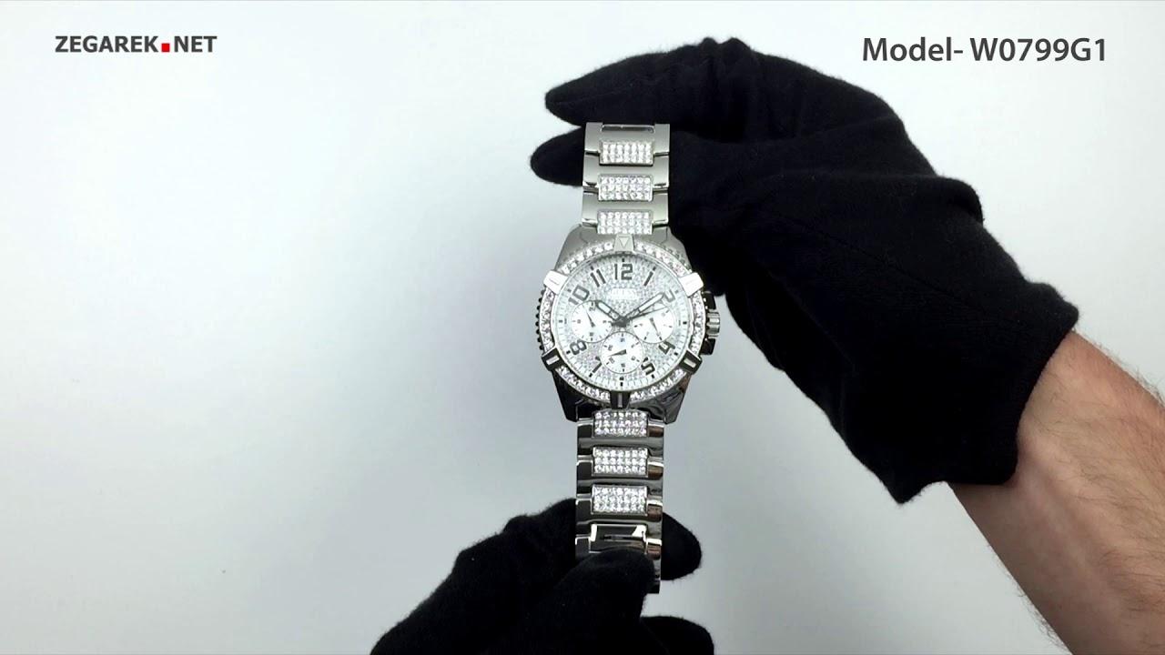 Наручные часы GUESS W0799G4 — купить