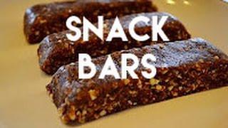 Snack Bar Recipe