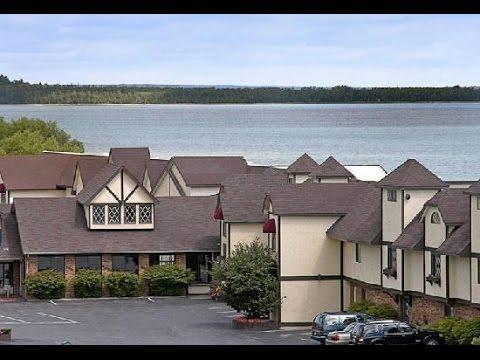Bavarian Haus Lakefront Inn 2 Stars Hotel In Saint Ignace Michigan
