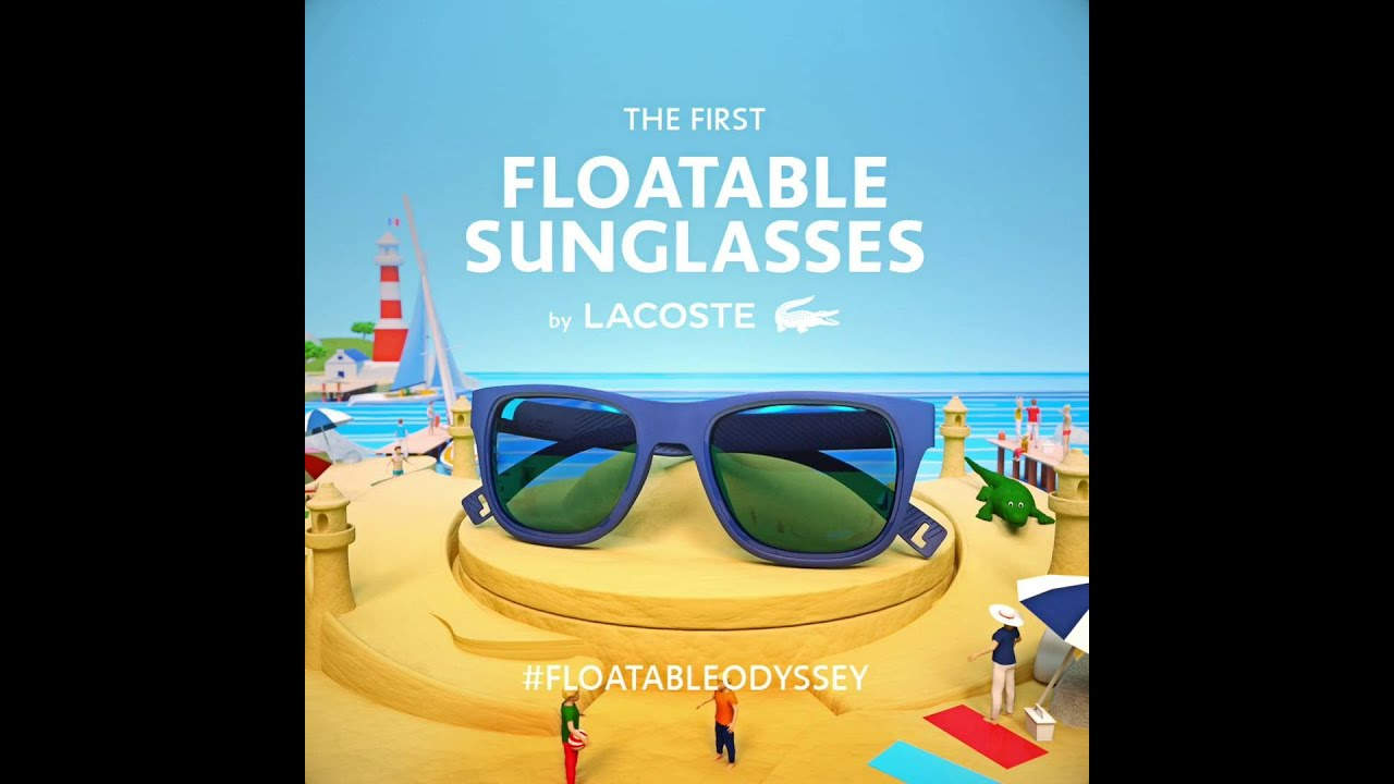 1d95720c79df Lacoste Float Film  Episode 2. Lacoste Eyewear Portugal