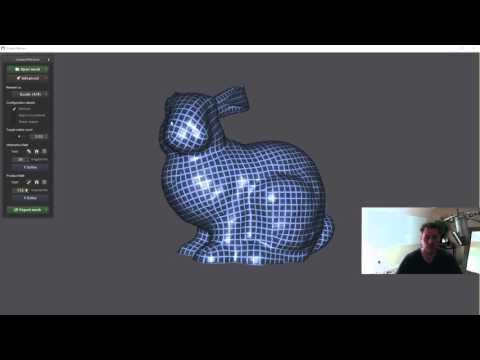 Mesh To CAD Workflow Overview