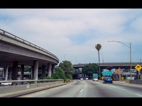 13-46 Los Angeles #12 of 14: I-10 West, Santa Monica Freeway