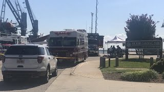 Bodies of missing boaters found in Newport News