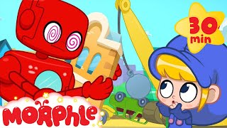 Oh No Morphle got Hypnotized! My Magic Pet Morphle Super hero …