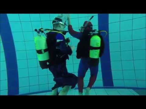 Bal masqué subaquatique / Karneval Tauchen