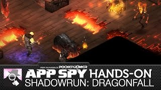 Shadowrun: Dragonfall | iOS iPad Hands-On - AppSpy.com