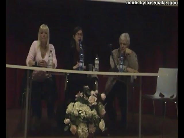 Conferenza con la dietologa Dottoressa Cassani - PARTE 1