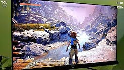 TCL C6 - Budget 4K UHD With HDR PRO For PS4 PRO & Xbox One X (Horizon Zero Dawn in HDR)