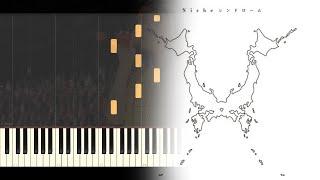 ONE OK ROCK Wherever You Are Piano Midi