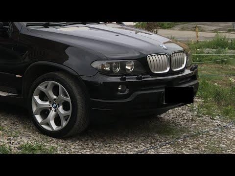 Купил BMW X5 E53 4.8i#Обмен Киа Оптима на БМВ Х5#Армянский учёт на РФ#