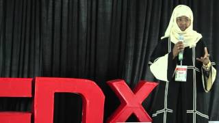 Building Bridges between Social Work & Social Media | Hibaaq Abdullah Saeed | TEDxHargeisa