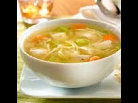 recette-délicieuse-soupe-au-poulet-à-l'asiatique