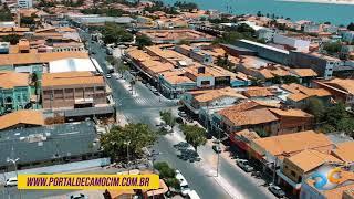 Centro de Camocim / IMAGENS AÉREAS